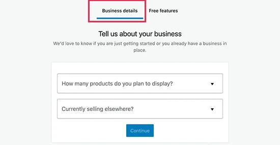 Cung cấp một số thông tin chi tiết về doanh nghiệp